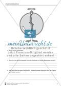 Elektrizitätslehre: Grundlagen der Elektrostatik und das Elektroskop. Mit Aufgaben und Lösungen. Preview 3