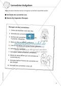 Übungen zur Verkehrserziehung:  Lernwörter zum Thema Verkehr Preview 1
