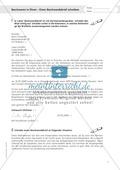 Alltagskompetenz: Beschwerdebrief schreiben Thumbnail 1