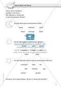 Kreatives Schreiben anhand der Himmelskörper Sonne, Mond und Sterne Preview 1