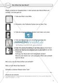 Selbst gestaltete Bilder als Schreibanlass nutzen: Gedichte + Bastelvorlagen Preview 5