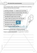 Deutsch_neu, Deutsch, Primarstufe, Sekundarstufe II, Sekundarstufe I, Lesen, Schreiben, Sprache, Leseverstehen und Lesestrategien, Schreibprozesse initiieren, Sprachbewusstsein, Produktion von literarischen Formen, Schreibverfahren, Überschriften finden, Geschichte weitererzählen, Texte verfassen, Textkompetenz, Kreatives Schreiben, Schreiben nach Textvorlagen