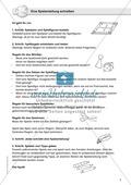 Allgemeine Tipps zum Schreiben einer Spielanleitung Preview 1