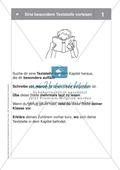 Übungen zur Klassenlektüre: Arbeitskarteikarten zum besseren Verstehen eines Buches + Arbeitsplan und Reflexionsbogen Preview 11