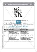 Übungen zur Klassenlektüre: Arbeitskarteikarten zum besseren Verstehen eines Buches + Arbeitsplan und Reflexionsbogen Preview 13