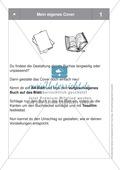 Übungen zur Klassenlektüre: Arbeitskarteikarten zum besseren Verstehen eines Buches + Arbeitsplan und Reflexionsbogen Preview 14