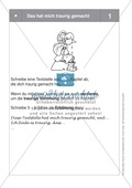 Übungen zur Klassenlektüre: Arbeitskarteikarten zum besseren Verstehen eines Buches + Arbeitsplan und Reflexionsbogen Preview 16