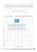 Übungen zur Klassenlektüre: Arbeitskarteikarten zum besseren Verstehen eines Buches + Arbeitsplan und Reflexionsbogen Preview 18