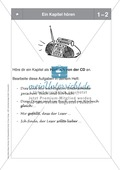 Deutsch, Lesen, Literatur, Themenfelder, Lesetagebuch, Diskontinuierliche Texte, kreuzworträtsel, Buchpräsentation, schönschrift, deutsch