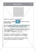 Übungen zur Klassenlektüre: Arbeitskarteikarten zum besseren Verstehen eines Buches + Arbeitsplan und Reflexionsbogen Preview 2
