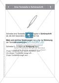 Übungen zur Klassenlektüre: Arbeitskarteikarten zum besseren Verstehen eines Buches + Arbeitsplan und Reflexionsbogen Preview 3