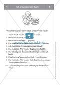 Übungen zur Klassenlektüre: Arbeitskarteikarten zum besseren Verstehen eines Buches + Arbeitsplan und Reflexionsbogen Preview 6