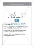 Übungen zur Klassenlektüre: Arbeitskarteikarten zum besseren Verstehen eines Buches + Arbeitsplan und Reflexionsbogen Preview 9