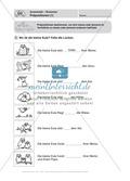 Führerschein für die deutsche Sprache in der 4. Klasse: Stationenübungen für die Bearbeitung des Fahrschultestes. Preview 10