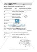 Führerschein für die deutsche Sprache in der 4. Klasse: Stationenübungen für die Bearbeitung des Fahrschultestes. Preview 9