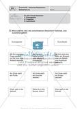 Deutsch-Fahrschule: Übungen zu den drei Haupt-Satzarten Preview 1