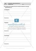 Deutsch-Fahrschule: Übungen zu den drei Haupt-Satzarten Preview 2