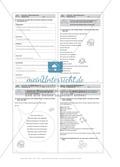 Deutsch-Fahrschule: Übungen zu den drei Haupt-Satzarten Preview 4