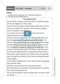 Arbeit an Stationen zum t-Laut: Erkennen von t-Lauten auf der Textebene Preview 1