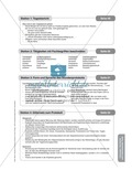 Sachtexte schreiben: einen Tagesbericht korrigieren und verfassen Preview 2