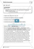 Abschreibdiktate: Lückentexte zu ähnlichen Konsonanten Preview 2