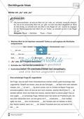 Abschreibdiktate: Gleichklingende Vokale - Wortlücken Preview 2