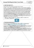 Abschreibdiktate: kurze Vokale - Konsonanten: Lückentext Preview 2