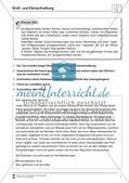 Rechtschreibtraining anhand von Fehlerdiktaten - Groß- und Kleinschreibung + Getrennt- und Zusammenschreibung Preview 1