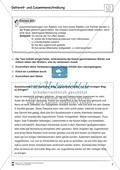 Rechtschreibtraining anhand von Fehlerdiktaten - Groß- und Kleinschreibung + Getrennt- und Zusammenschreibung Preview 2