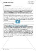 Rechtschreibtraining anhand von Fehlerdiktaten - S-Schreibung + ähnliche Konsonanten Preview 3