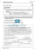 Übungsdiktate: Ähnliche Konsonante - Wortlücken Preview 4