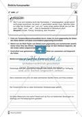 Übungsdiktate: Ähnliche Konsonante - Wortlücken Preview 5
