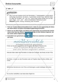 Übungsdiktate: Ähnliche Konsonante - Wortlücken Preview 6