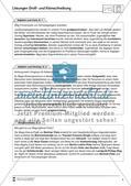Übungsdiktate: Getrennt- und Zusammenschreibung Preview 4