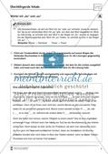 Übungsdiktate: Gleichklingende Vokale Preview 2