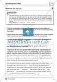 Übungsdiktate: Gleichklingende Vokale Preview 3