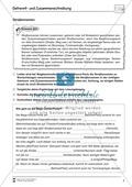 Abschreibdiktate: Getrennt- und Zusammenschreibung Preview 3