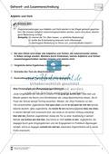 Abschreibdiktat: Getrennt und Zusammenschreibung von Adjektiv + Verb Preview 1