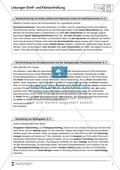 Abschreibdiktate: Substantivierung + Artikel + Präposition + Indefinitpronomen Preview 2