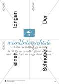 Wortkarten für Rollbrett-Sätze (Lese-Bewegungsziel) Preview 13