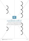 Silbenzählen mit Bild- und Wortkarten: phonologische Bewusstheit, Wortdurchgliederung Preview 12