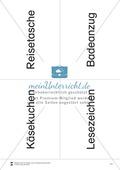 Lesen mit Bewegung: Lesen auf Wortebene + Gleichgewichtsschulung Preview 11