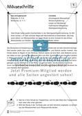 Lesen mit Bewegung: Lesen auf Wortebene + Gleichgewichtsschulung Preview 1