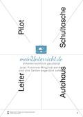 Lesen mit Bewegung: Lesen auf Wortebene + Gleichgewichtsschulung Preview 9