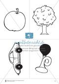 Nomenlauf: Spiel: phonologisches Bewusstsein, Zusammensetzen von Wörtern, Kopplung Bewegung/Sprache Preview 3