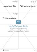 Lesen mit Bewegung: Wortdurchgliederung - Lesen auf Wortebene Preview 10
