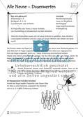 Lesen mit Bewegung: Wortdurchgliederung - Lesen auf Wortebene Preview 1