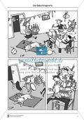 Deutsch, Deutsch_neu, Literatur, Medien, Didaktik, Primarstufe, Sekundarstufe II, Sekundarstufe I, Schreiben, Sprache, Umgang mit fiktionalen Texten, Umgang mit Medien, Aufbau von Kompetenzen, Schreibprozesse initiieren, Sprachbewusstsein, Produktion von Sachtexten, Gattungen, Wahrnehmungsübungen, Schreibverfahren, Beschreiben, Bildergeschichte, Pragmatisches Schreiben, Erzählen