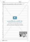 Wimmelbild: Am Strand - Informationen entnehmen + Schreibkompetenz Preview 2