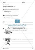Wimmelbild: Am Strand - Informationen entnehmen + Schreibkompetenz Preview 4